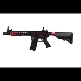 Cybergun Colt M4 Blast Red Fox Ed Full metal