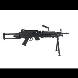 Cybergun FN M249 AEG Black Nylon Fiber
