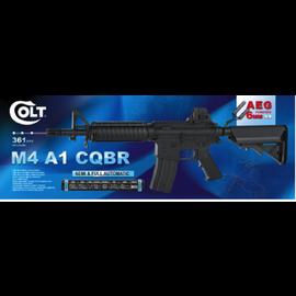 Cybergun Colt CQB AEG Black