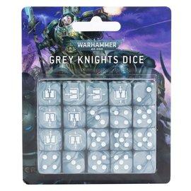 Games Workshop Grey Knights Dice set