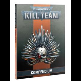 Games Workshop Warhammer 40,000 Kill Team: Compendium