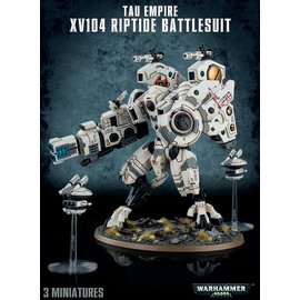 Games Workshop Tau Empire XV104 Riptide Battlesuit