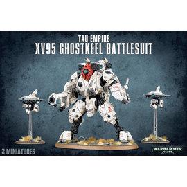 Games Workshop Tau XV95 Ghostkeel Battlesuit