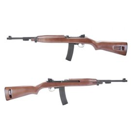 KING ARMS M2 Carbine GBB (Real Wood)