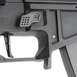 KING ARMS PDW 9mm SBR SD - Black by King Arms