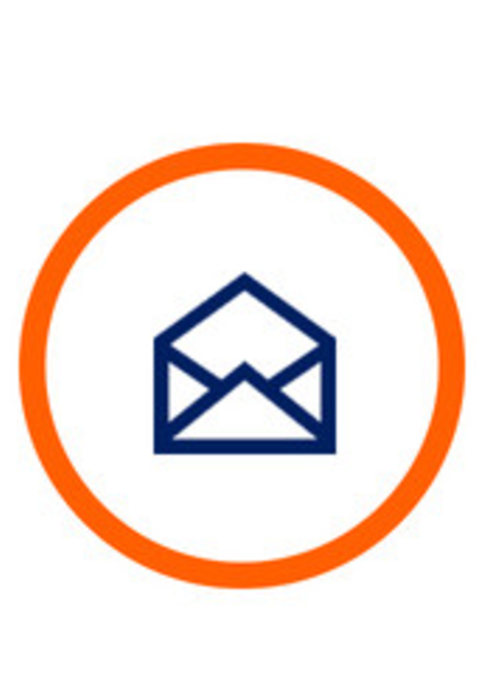 Support by mail