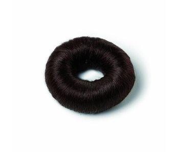 Bratt Knot met haar  bruin 9 cm