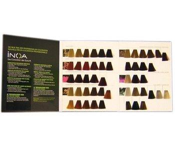 L'Oréal Professionnel Inoa Kleurenkaart