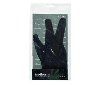 Sibel Ultron Isotherm Hittebestendige Handschoen Zwart