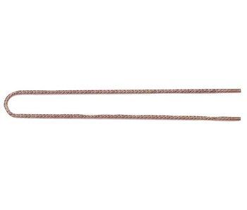 Sibel Japanse Postiche Haarspelden 70mm Brons - 40 stuks