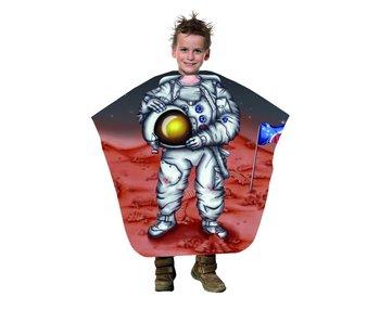 Trend Design Youngster Astronaut Kinderkapmantel - 92110