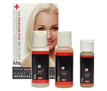 KHS Keratin Home System Hair Repair Kit ( Rood )