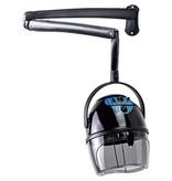 AGV Droogkap Basic 4V Wandmodel Zwart