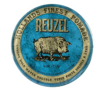 Reuzel Pomade Blue Strong Hold 113 gram