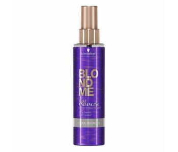 Schwarzkopf Blondme Tone Enhancing Spray Conditioner 150ml Cool Blondes