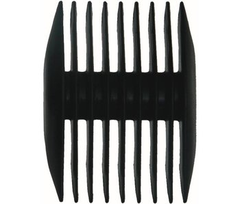 Moser Opzetkam 3 & 6mm, zwart