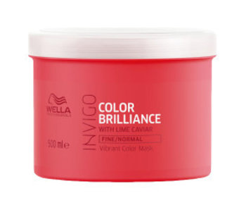 Wella Invigo Color Brilliance Vibrant Color Mask Fine/Normal 500ml
