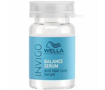 Wella Invigo Balance Anti-Hairloss Serum 8x6ml