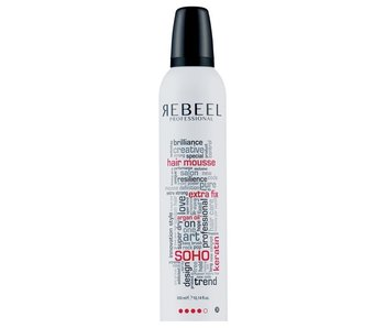 Rebeel Professional Hair Mousse Extra Fix 300ml