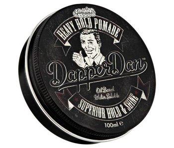 DapperDan Heavy Hold Pomade 100ml
