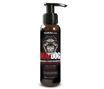 The Goodfellas Smile Maddog Beard & Hair Shampoo100ml