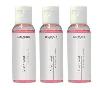 Balmain Dissolvent 3x 50ml flesjes.