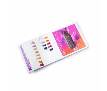 Schwarzkopf Professional Igora Vibrance Kleurenkaart