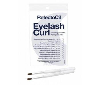 Refectocil  Eyelash Curl Cosmetic Brush - 2 stuks