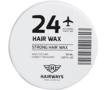 HAIRWAYS 24 - Strong Hair Wax - 50 ml