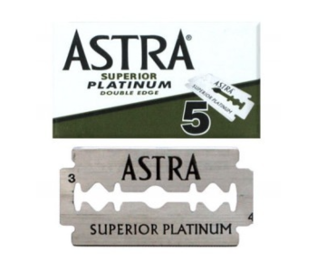 Astra Double Edge Blades Los Pakje