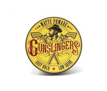 Gunslingers Matte Pomade 75ml