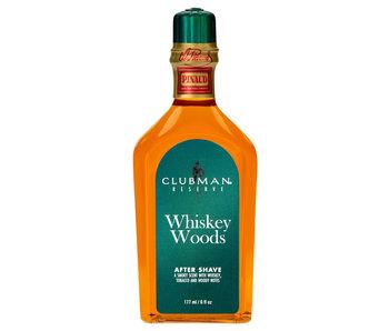 Clubman Pinaud Whiskey Woods 177ml