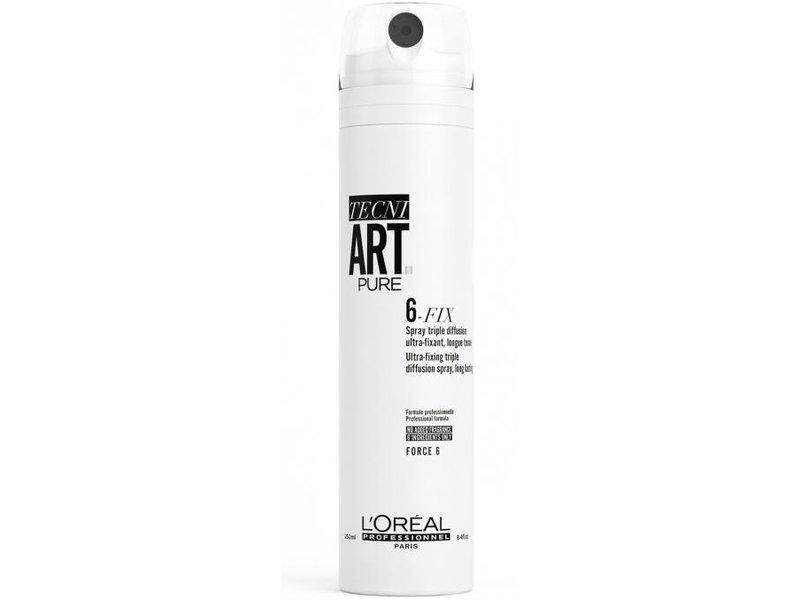 L'Oréal Professionnel Tecni. ART 6 Fix 250ml