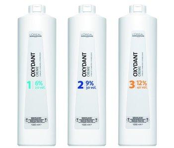 L'Oréal Professionnel Oxidant Creme 1000ml