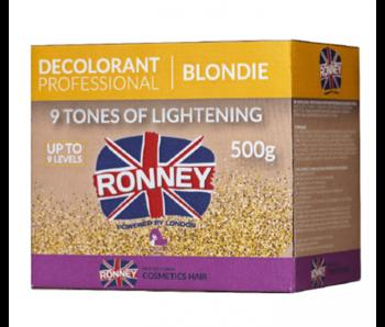 RONNEY Professional Blondeerpoeder  Blondie 500 Gr.