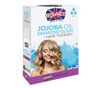 RONNEY Jojoba Oil Diamond Gloss Olie 15ml
