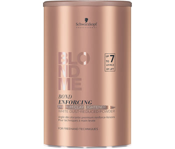 Schwarzkopf Blond Me Premium Clay Lightener 7+ 350gr.