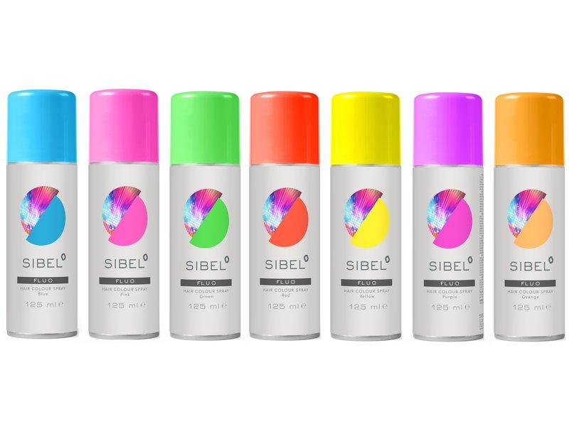 Sibel Kleurspray Hair Color 125ml
