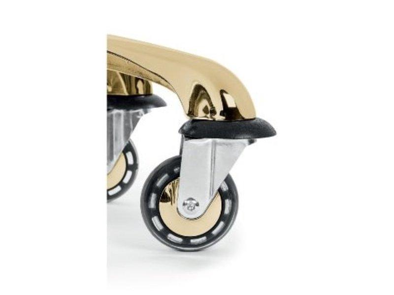 Sibel Zadelkruk Rollercoaster Gold Edition