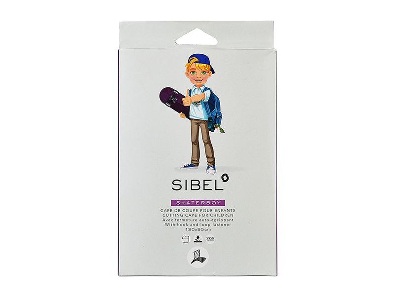 Sibel Kinderkapmantel De Skaterboy