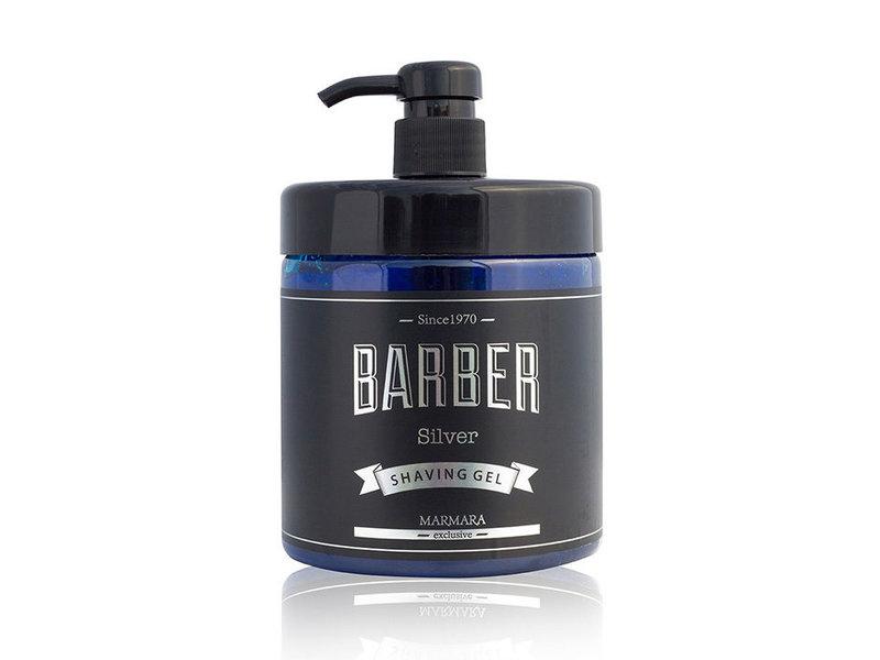 BARBER Silver Shaving Gel 1000ml