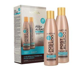 Kativa Straightening  After Care Set 2 Pack