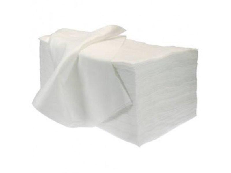 Sibel Wegwerp Handdoeken 100 stuks - 40x80 cm
