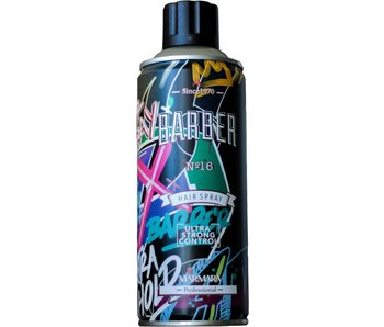 BARBER Hairspray Ultra Strong Control