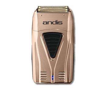 Andis TS-1 Profoil Copper Shaver