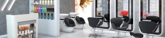 Salon  Inrichting