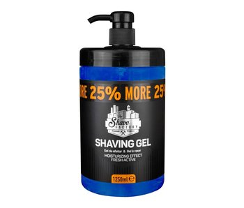 The Shave Factory Shaving Gel 1250ml