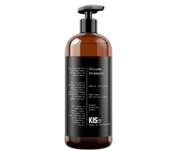 KIS GREEN Volume Shampoo 1000ml