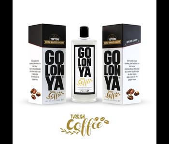 Golonya Eau de Cologne Turkish Coffee 250ml Glass Bottle