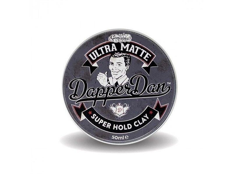 DapperDan Ultra Matte Super Hold Clay 50ml